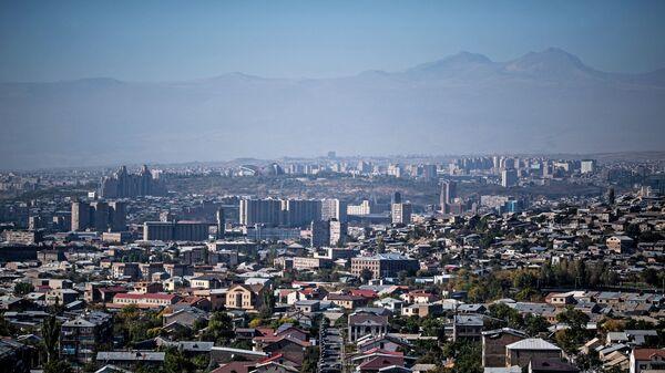 Вид на Ереван - Sputnik Азербайджан