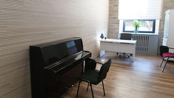 Пианино, фото из архива - Sputnik Азербайджан