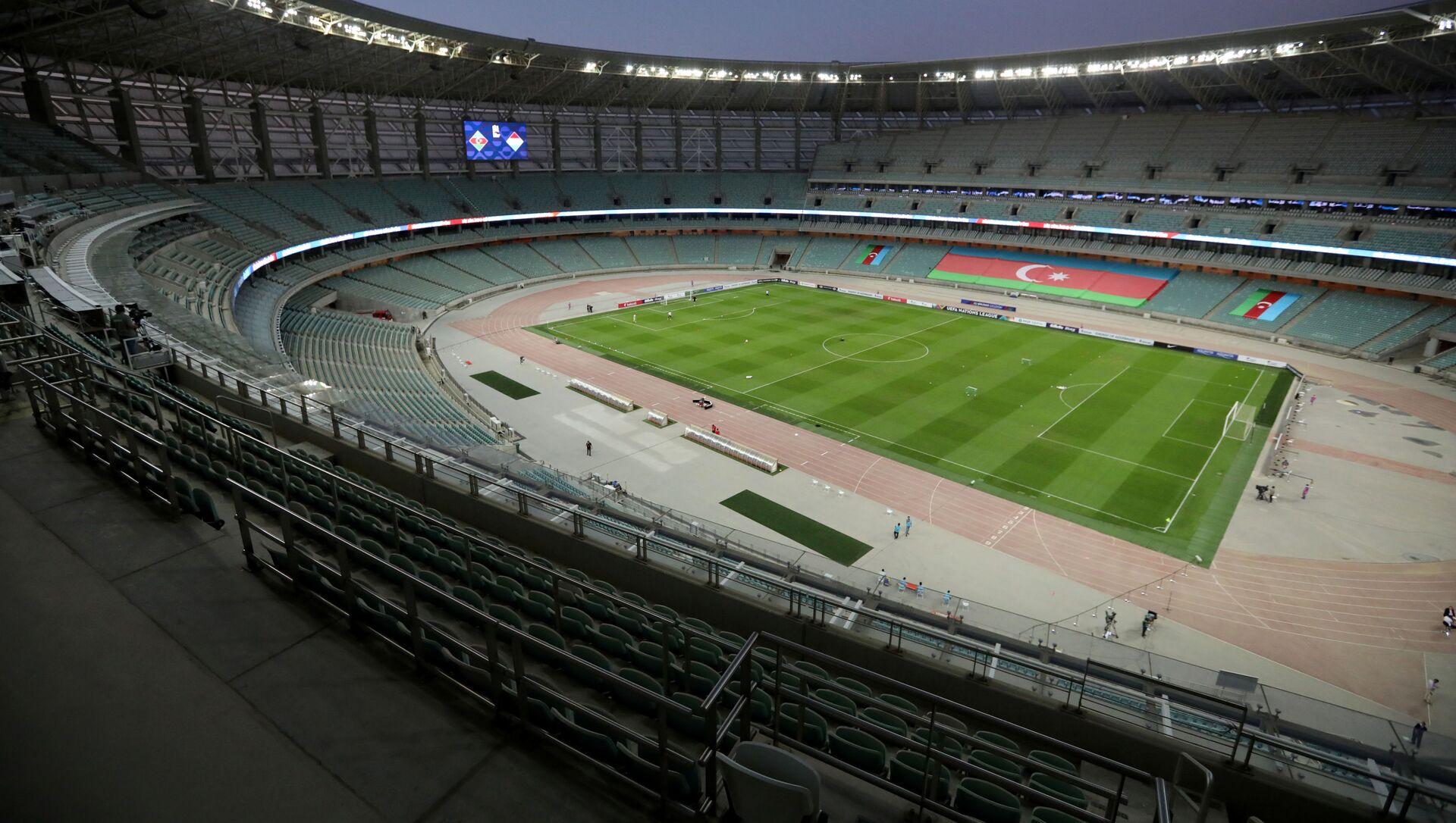 Бакинский Олимпийский стадион, фото из архива  - Sputnik Азербайджан, 1920, 17.06.2021