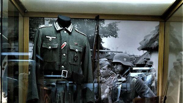 Выставка «Азербайджан в годы II Мировой войны» - Sputnik Азербайджан