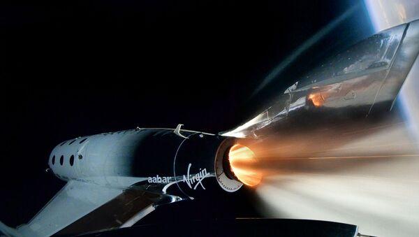 Когда Virgin Galactic начнет отправлять туристов в космос?  - Sputnik Азербайджан