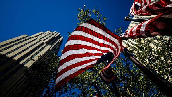 Нью-Йорк накануне выборов президента США - Sputnik Азербайджан