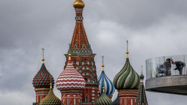 Кремль, фото из архива - Sputnik Азербайджан