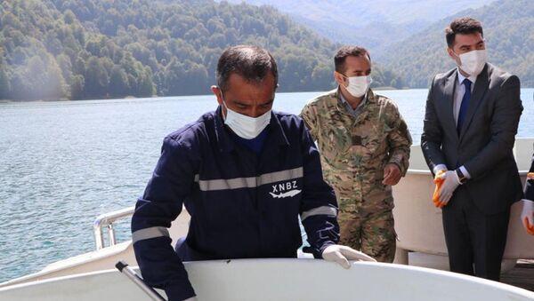 Ekosistemin qorunması  - Sputnik Азербайджан