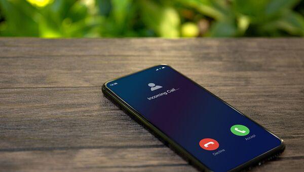 Android сможет определять неизвестные номера  - Sputnik Азербайджан