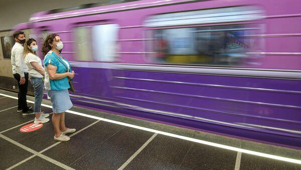 Bakı metrosu açılşdan sonra - Sputnik Azərbaycan