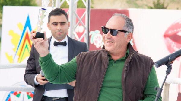 Фархад Ахмедов, фото из архива - Sputnik Азербайджан