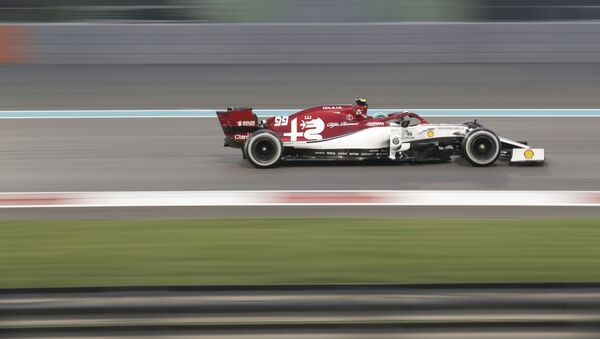 Гран-при Италии Формулы - 1, фото из архива - Sputnik Азербайджан