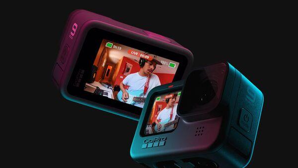 Компания GoPro представила новую топ-камеру - Sputnik Азербайджан