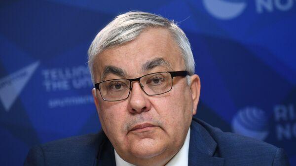 Заместитель министра иностранных дел России Сергей Вершинин  - Sputnik Azərbaycan