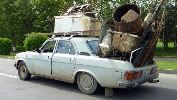 Поддержанный автомобиль, фото из архива - Sputnik Азербайджан