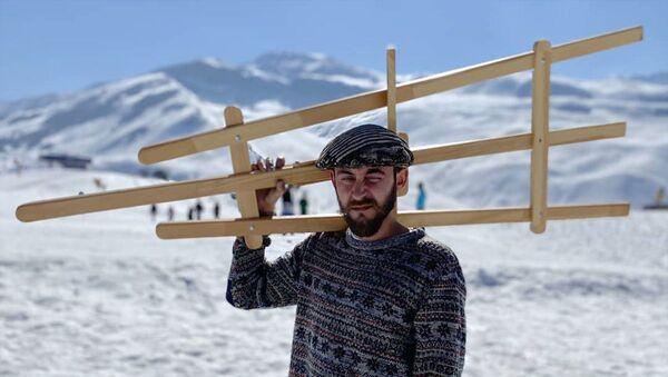 Бутунай Хагвердиев: «Что есть искусство, а что — творчество?» - Sputnik Азербайджан