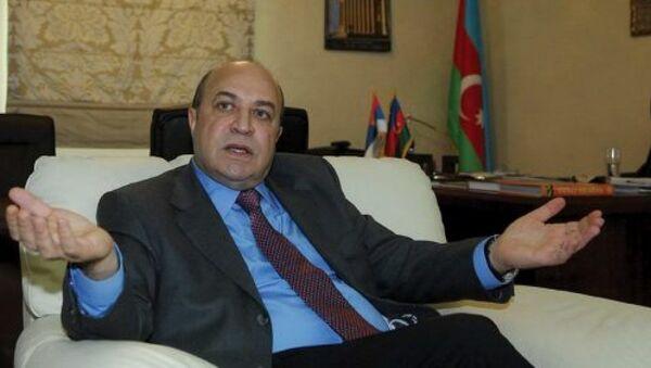 Eldar Həsənov, arxiv şəkli  - Sputnik Azərbaycan