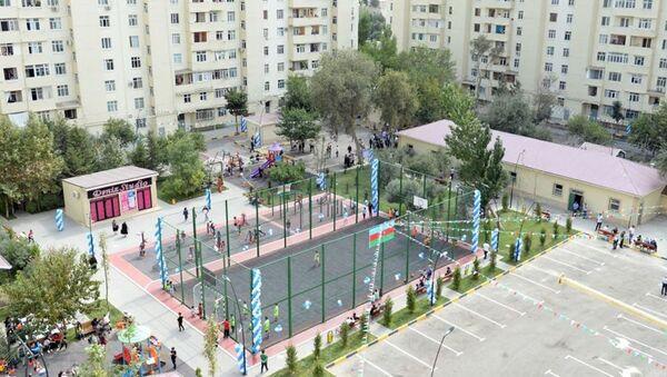 Ərazidə - Sputnik Азербайджан