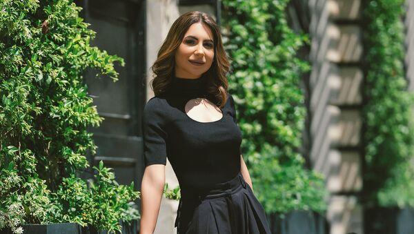 Саусан Джуда — о женщинах, которые ее вдохновляют - Sputnik Азербайджан