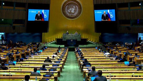 Совбез ООН хотят расширить. Что поменять, а что лучше оставить, чтобы сохранить мир - Sputnik Азербайджан