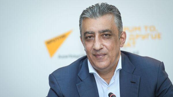 Председатель правления Ассоциации отелей и ресторанов Азербайджана Самир Дюбенди - Sputnik Азербайджан