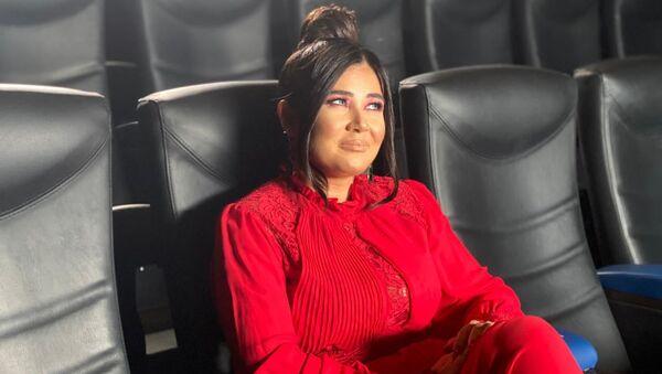 Азербайджанская певица Эльнара Халилов - Sputnik Azərbaycan