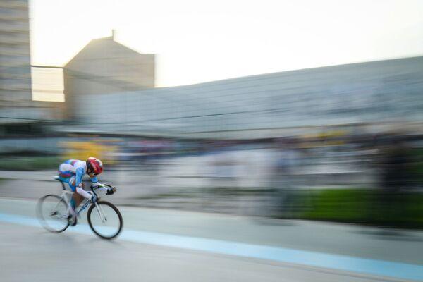 Кубок Баку по трековым велогонкам - Sputnik Азербайджан