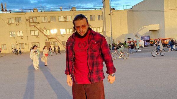 Наваи Бакиров, фото из архива - Sputnik Азербайджан