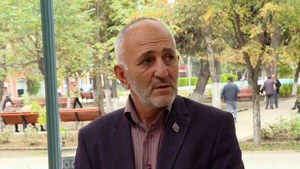 Готовы биться насмерть - видеоопрос в Товузе - Sputnik Азербайджан