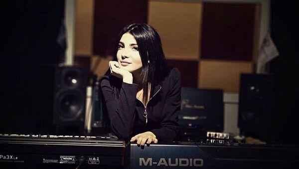 Азербайджанская пианистка Лейла Намази, фото из архива - Sputnik Азербайджан