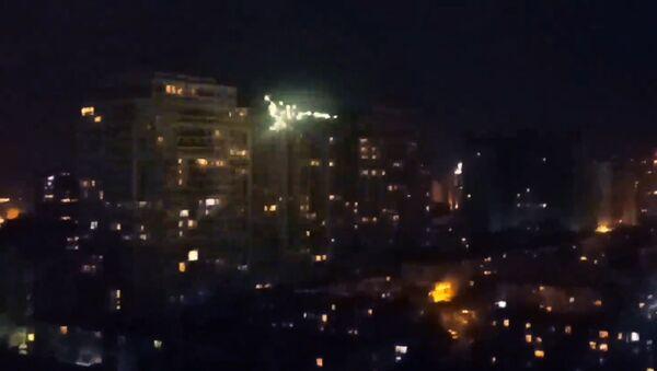 Этой ночью Баку не уснет: как восприняли в столице новость об освобождении земель - Sputnik Азербайджан