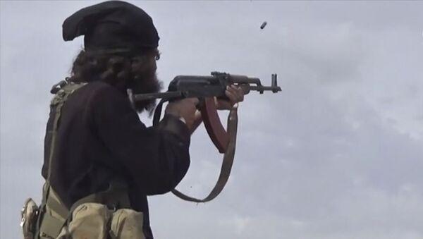 Террорист, фото из архива - Sputnik Азербайджан