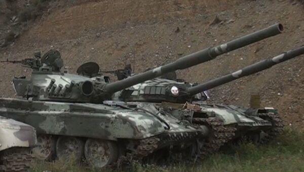 Военная техника, захваченная в ходе сражений - Sputnik Азербайджан