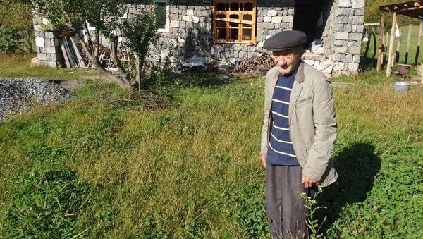 Хикмет Мусаев, фото из архива - Sputnik Азербайджан