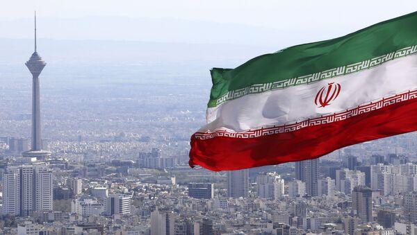 Флаг Ирана, фото из архива - Sputnik Azərbaycan