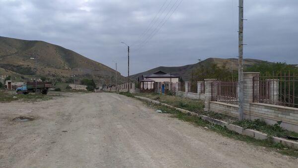 Tərtər rayonunun işğaldan azad olunan Talış kəndi - Sputnik Азербайджан