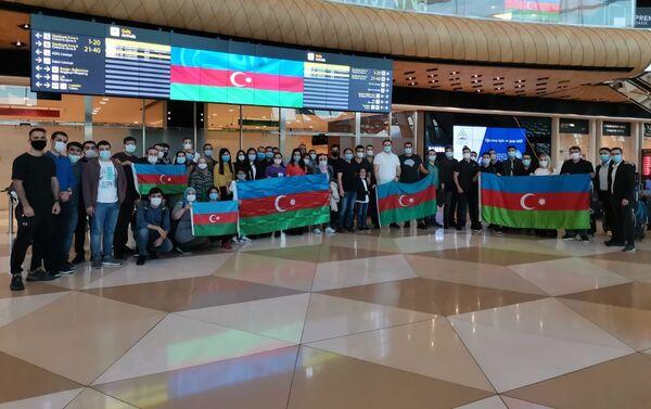 Азербайджанские врачи - Sputnik Азербайджан