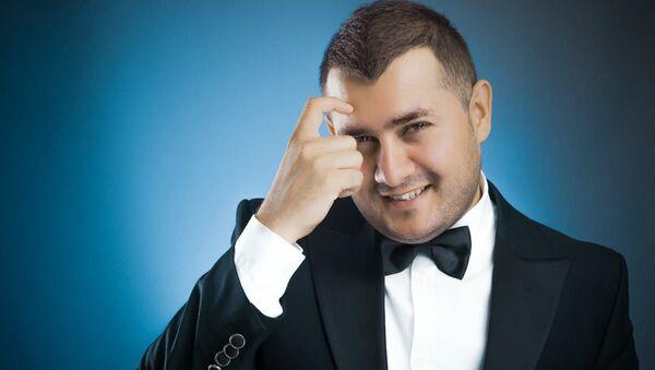Murad Arif - Sputnik Azərbaycan