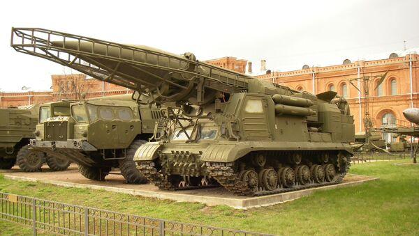 9К72 «Эльбрус» / SS-1B Scud-A - Sputnik Азербайджан