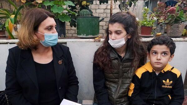 Sevil və Hüseyn - Sputnik Азербайджан