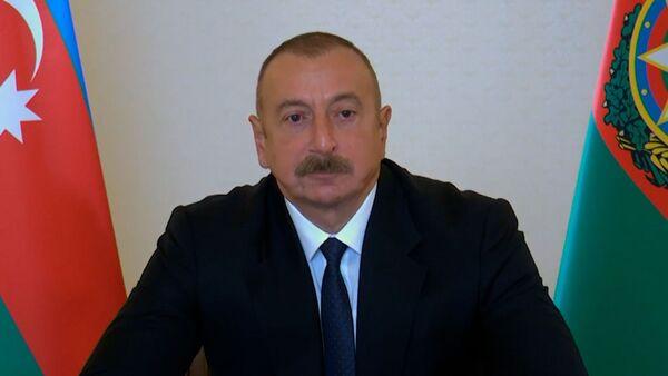 Никаких доказательств участия наемников в боях Карабахе на стороне Баку нет – Алиев - Sputnik Азербайджан