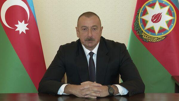О потерях и количестве пленных с обеих сторон Алиев и Пашинян  - Sputnik Азербайджан
