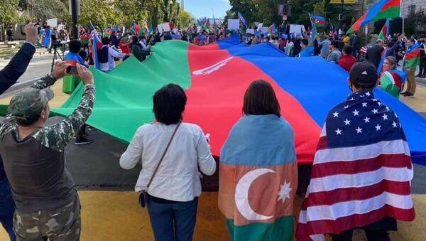 Работа Шамамы Мамедовой - Sputnik Азербайджан