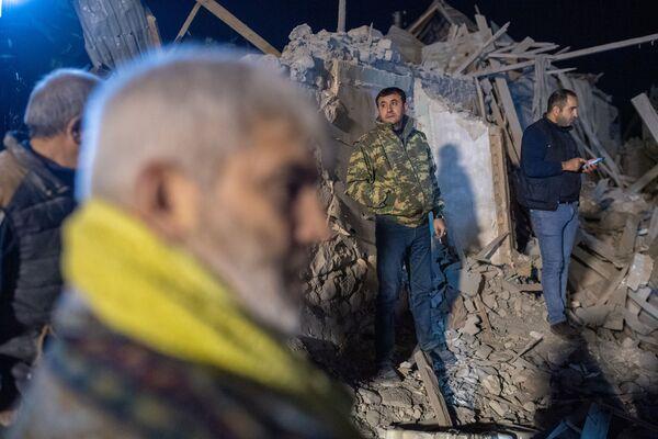 Ситуация в Гяндже - Sputnik Азербайджан