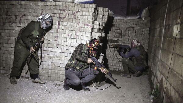 Боевики РПК, фото из архива - Sputnik Azərbaycan