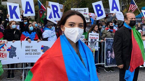 Гюнель Гумбатова - Sputnik Азербайджан