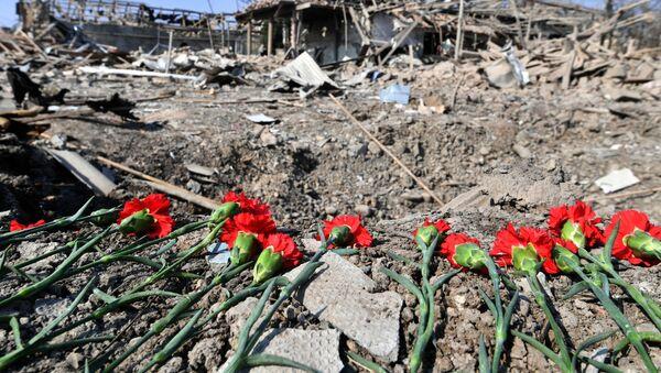 Обострение ситуации вокруг Нагорного Карабаха - Sputnik Азербайджан