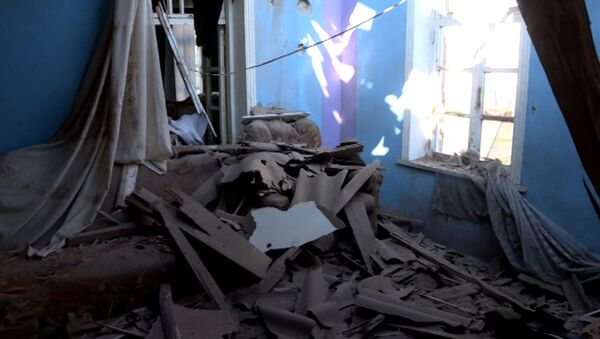 Дома уничтожены, но уезжать мы не собираемся – агджабединцы не сдаются - Sputnik Азербайджан