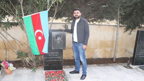 Elxan Yusifov - Sputnik Azərbaycan