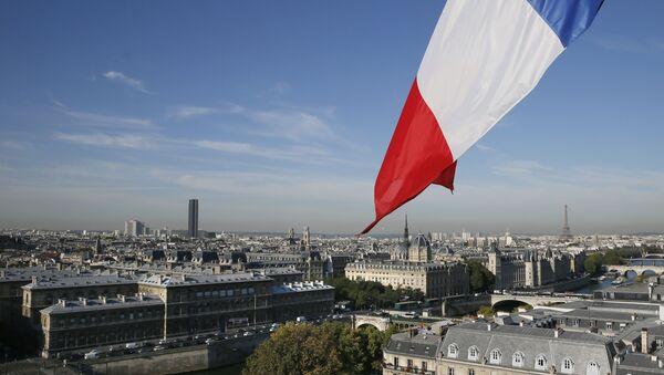 Вид на Париж, фото из архива - Sputnik Azərbaycan