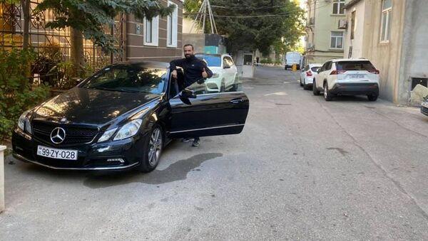 Farid Novruzi - Sputnik Азербайджан