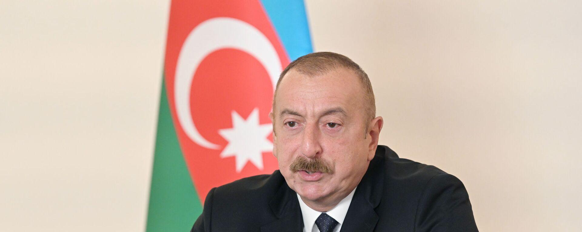 İlham Əliyev - Sputnik Azərbaycan, 1920, 11.10.2021