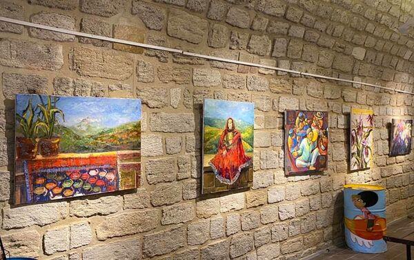 Фотовыставка в галерее Art Tower - Sputnik Азербайджан