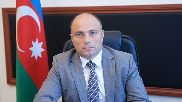 Министр культуры Азербайджана Анар Керимов, фото из архива - Sputnik Azərbaycan